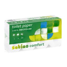 Satino Comfort Toiletpapier, 2 laags, 40 rollen